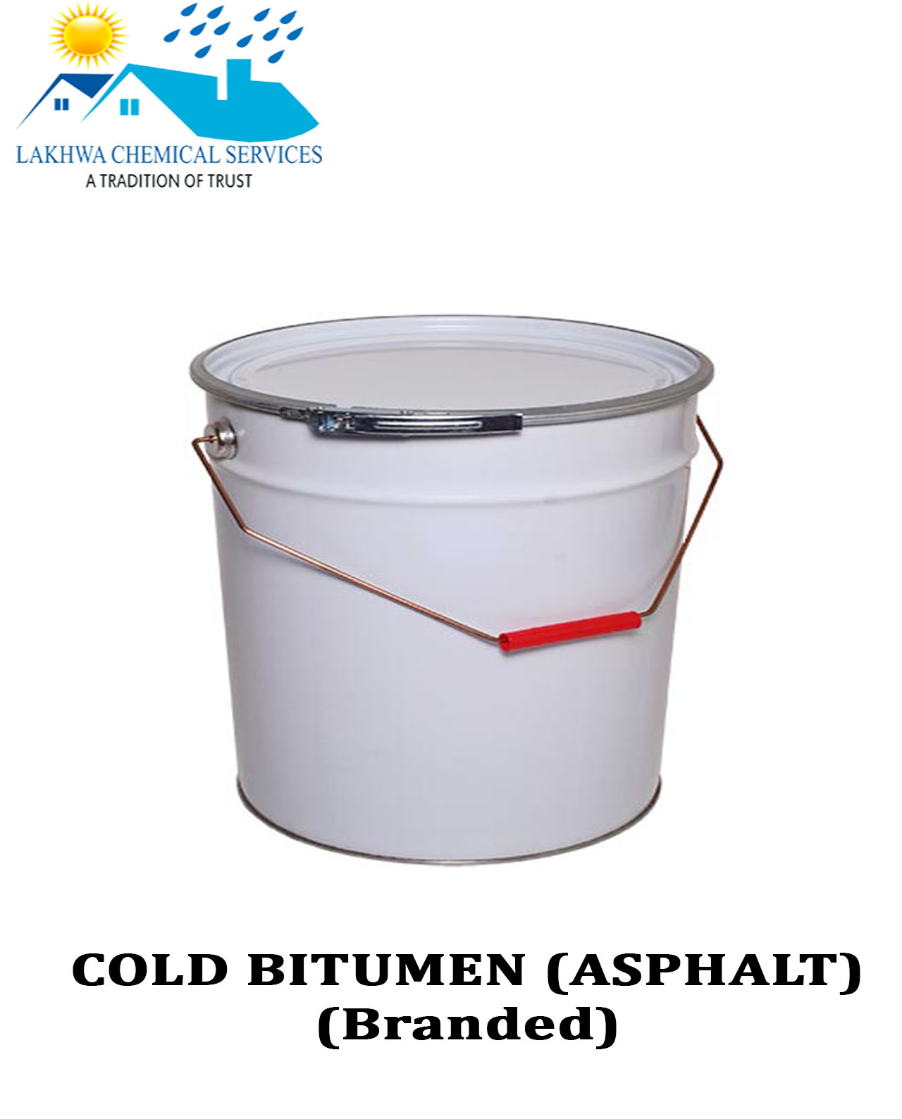 Cold Bitumen Branded Waterproofing And Heat Proofing