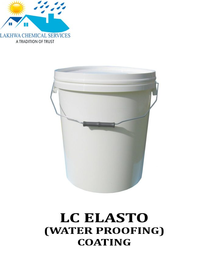 Elastomeric waterproofing | Waterproofing paint in Pakistan | Elastomeric waterproofing paint in Karachi | Lakhwa Chemical Services