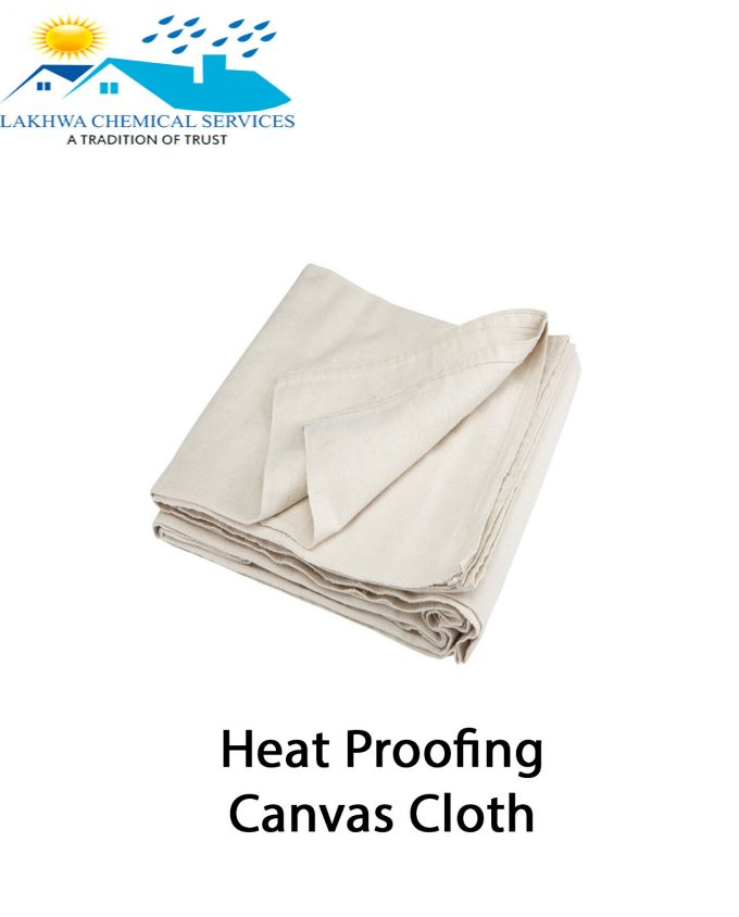 Heat Proofing Canvas Cloth | Heat Proofing Canvas Cloth in Pakistan | light weight canvas cloth in karachi | lakhwa chemical services