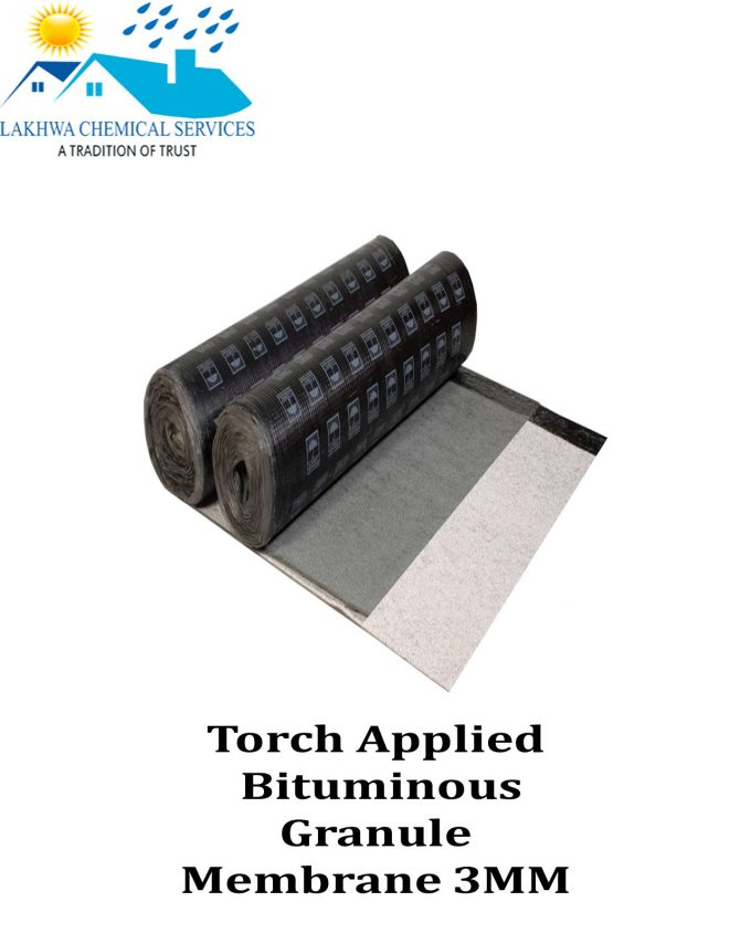 Torch Applied Bituminous granule Membrane in Pakistan | Torch Applied Bituminous granule Membrane in Karachi | Lakhwa Chemical Services