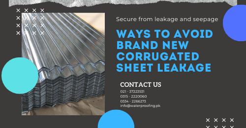 Corrugated Sheet Waterproofing in Karachi | heat proofing in pakistan | roof heat proofing in lahore | heat insulation sheet pakistan | thermopore sheet for roof | roof insulation price in pakistan | lakhwa chemical services