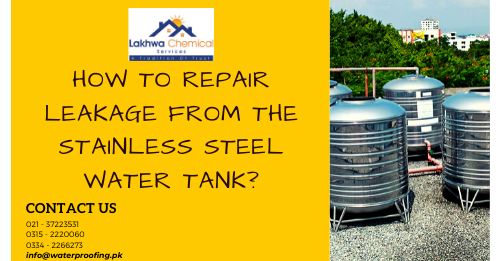 Stainless Steel water tank waterproofing | potable water epoxy resin | steel water tank sealer | epoxy coating for concrete water tanks | epoxy potable water tanks | lakhwa chemical services