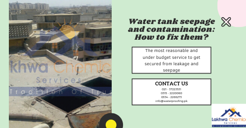 water tank leakage seepage in karachi | bathroom seepage repair karachi | bathroom leakage chemical | lakhwa chemical services