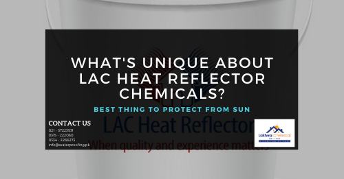 Lac Heat reflector | cool roofing materials | how to reduce heat from a tin roof | cool roofing systems | best roof color to reflect heat | lakhwa chemical services