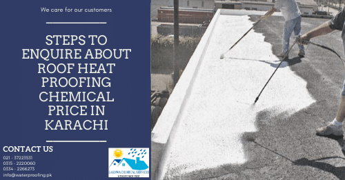 roof heat proofing chemical price in Karachi | roof chemical price | roof heat proofing in rawalpindi | roof heat proofing in lahore | heat insulation tiles in pakistan