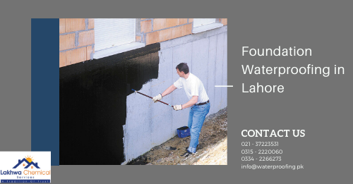 foundation waterproofing in lahore | waterproofing company in lahore | roof waterproofing in lahore | waterproofing in pakistan | cementitious waterproofing in pakistan | lakhwa chemical services | sky chemical services