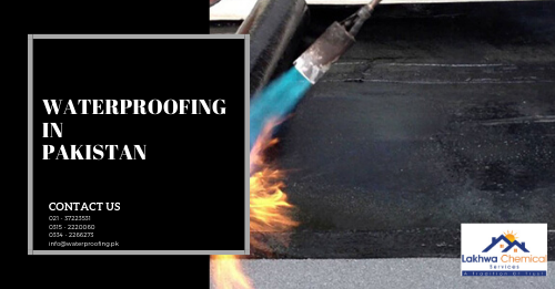 waterproofing in karachi | cementitious waterproofing in pakistan | roof waterproofing karachi | roof waterproofing price in pakistan | waterproofing company in lahore | lakhwa chemical services | sky chemical services