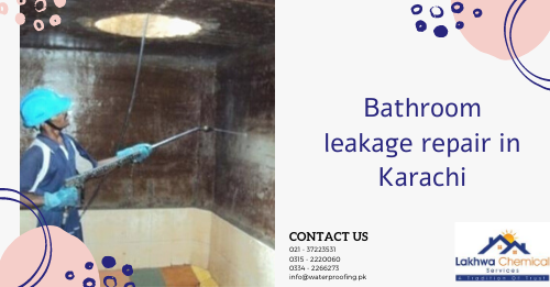 Bathroom leakage repair in Karachi | bathroom leakage chemical | bathroom leakage repair solutions | bathroom leakage repair in lahore | roof leakage solution in karachi | lakhwa chemical services | sky chemical services