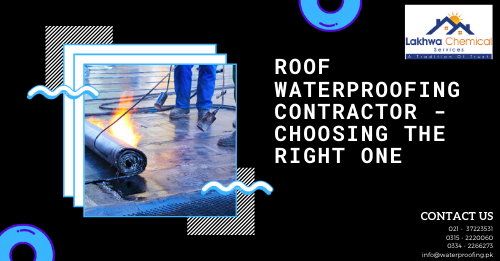 Roof waterproofing contractor | roof waterproofing chemical in pakistan | roof waterproofing karachi | roof waterproofing price in pakistan | waterproofing chemical price in karachi | lakhwa chemical services | sky chemical services