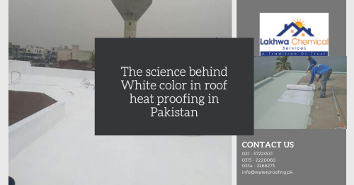 Roof heat proofing in Pakistan | roof waterproofing | isothane paint | foam concrete in pakistan heat proofing | roof cool services | lakhwa chemical services